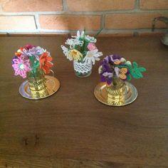 Florzinhas de crochê