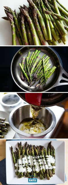 Blanching and grilling can wait—it's time to take pan-roasted asparagus for a spin instead.