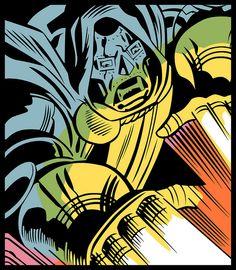 Dr Doom - Kirby
