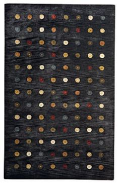 Andes Charcoal Area Rug by CORT Furniture #decor