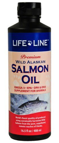 Life Line Wild Alaskan Salmon Oil for Dogs and Cats, Life Line Wild Alaskan Salmon Oil is excellent for improved skin and coat and alleviates dry, flakey skin, fl oz Pet Supplements, Anti Aging Supplements, Cat Health Care, Nursing Supplies, Pet Supplies, Cat Reading, Oils For Dogs, Animal Nutrition, Pet Fish