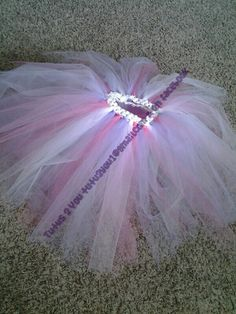 One of 3 two layer tutus won in Tutus 2 You fan page giveaway!  Specializing in tutus, dresses, hair bows, hair bow holders & tulle wreaths.  Find me on facebook or email tutu2you1@gmail.com