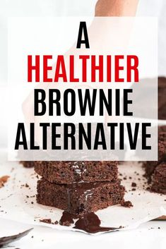 his vegan dessert recipe makes a fudgy brownie thanks to the vegan chocolate chips. It is dairy free and doesn't have eggs, so it's safe for vegetarians and vegans, as well as those with food sensitivities to those ingredients.