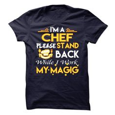 Proud to be a Chef ! T Shirt, Hoodie, Sweatshirt