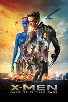 Critics Consensus: X-Men: Days of Future Past combines the best elements of the series to produce a satisfyingly fast-paced outing that ranks among the franchise's finest installments.