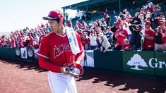 5 non-playoff teams from last season poised to bounce back in 2018 - March 1, 2018.   Los Angeles Angels  -   2017 record:80-82 -   Projected 2018 record: 84-78 - When two-way Japanese phenom Shohei Ohtani announced his decision to sign with the Angels, it triggered excitement, in large part due to him joining the world's best player in Mike Trout. However, it's what the Angels did in addition to Ohtani that could lead to their first trip to the postseason since 2014.