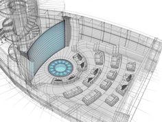 Resultado de imagen para plano arquitectonico projection room theater