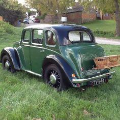 Morris 8 series 3 (1948)