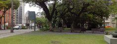 Praça Marechal Alberto Abreu. #curitiba