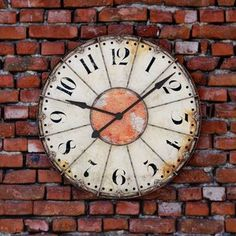 How to get Oversized 29 Ellsworth Wall Clock