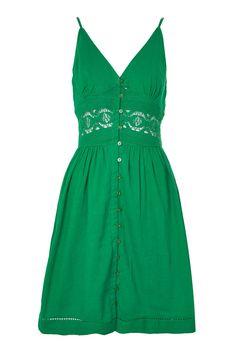 64b5fcf2d12c TALL Crochet Insert Sundress - Dresses - Clothing
