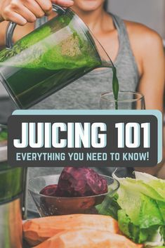 are our nine favorite juicing recipes to share with you along with a few juicing tips to get you started!Here are our nine favorite juicing recipes to share with you along with a few juicing tips to get you started! Juice Cleanse Recipes, Healthy Juice Recipes, Juicer Recipes, Healthy Detox, Healthy Juices, Healthy Drinks, Detox Juices, Detox Recipes, Best Juicing Recipes