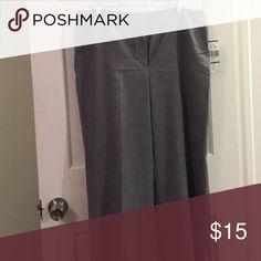 Jones New York Dress Slacks Size 16 indigo flecked lined dress slacks. Never worn, tags still on. Jones New York Pants Trousers