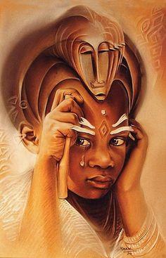 Claudy Khan: Congolese Artist