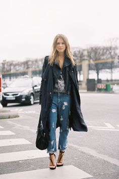 Vanessa Jackman: Paris Fashion Week AW 2012...Sabrina