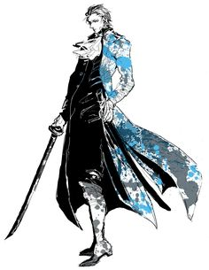 Vergil (Devil May Cry)/#1326138 - Zerochan
