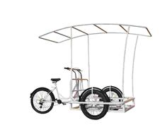 CATALOG AND PRICE LIST OF CARGO BIKES, CARGO TRICYCLES, TRAILERS FOR BICYCLES