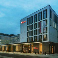 Hilton #dusk #hotellife #hotel #krakowairport #balice #krakow