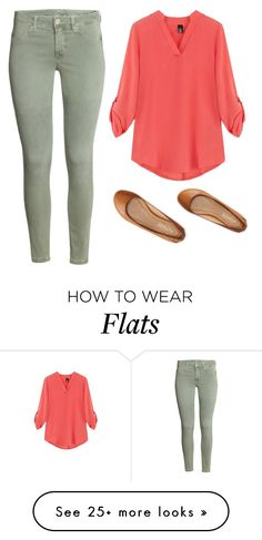 """Ballet Flats"" by jjwahlberg on Polyvore featuring Aéropostale"