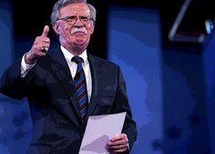 Bolton says we will invade Iran