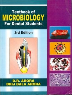 Textbook of Microbiology For Dental Students 3/E – dentimes shop