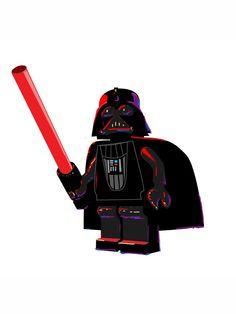 digital drawing 2 Lego, Darth Vader, Digital, Drawings, Fictional Characters, Drawing, Fantasy Characters, Portrait, Legos