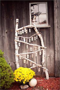 ok, who's planning a fall wedding? you may love some of these fall wedding ideas #fallwedding #fallinlove http://www.weddingchicks.com/2013/05/14/rustic-fall-wedding-ideas/