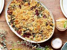 Baked Kale Gratin Recipe - Country Living