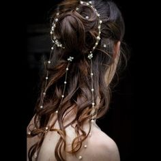 Freshwater Pearl Drop Hairpin