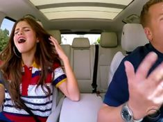 The Stars Come Together For The Carpool Karaoke Mashup of 'All I Want For Christmas' Music Songs, Music Videos, Shocking News, Dance Routines, Tap Dance, Van Halen, She Song, Les Miserables, Female Singers