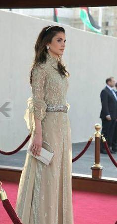 Queen Rania.