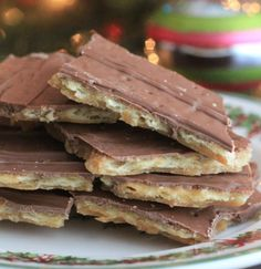 Cooking Pinterest: Christmas Crack Cookies Recipe