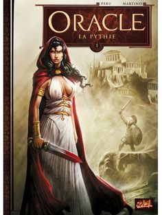 Oracle 01 - La Pythie Sin salir en España