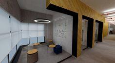 Break-out space - Office Interior Design - www.bcsdi.com