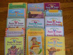Reading June B. Jones Aloha-ha-ha these days