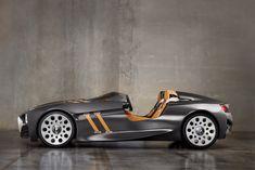BMW 328 Hommage // concept car