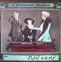 Miss George Washington (1916) Poster