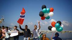 Israeli Navy Intercepts Women's Flotilla on Way to Break Gaza Blockade