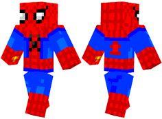 Minecraft Skins | Spiderman
