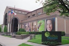 The Health Museum:    This museum was established in 1969 and was formally named as the Museum of Medical Science. This is the most synergistic science learning center in Houston. You can find this fascinating place at the heart of the the museum district of Houston.