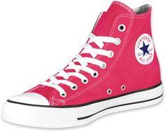 5197c3bf1e4 132307F Raspberry Converse Chuck Taylor High Top Chaussure All Star