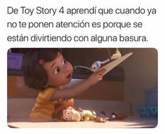 Tan real que duele Memes Br, Funny Memes, Jokes, Bff Goals, Inspirational Phrases, Fake Friends, Sad Love, Sad Quotes, Toy Story
