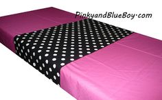 Zebra birthday party decorations . looks like black and white wrapping paper would work over a pink cheap table cloth