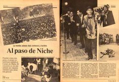 Niche en Lima (Sí, 27 marzo 1989).