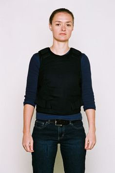 Female bullet proof vest. - Image - Army Technology