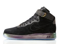 """Nike Lunar Force 1 Lux """"BHM"""" February 1, 2014"""