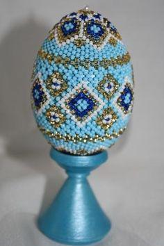 Egg türkiz | biser.info - minden a gyöngyök és gyöngyös munkák