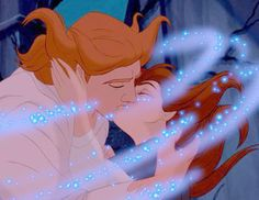 DISNEY PRINCESS CHALLENGE #15: Most Magical Moment - Beast is Saved and Turns Back to a Human