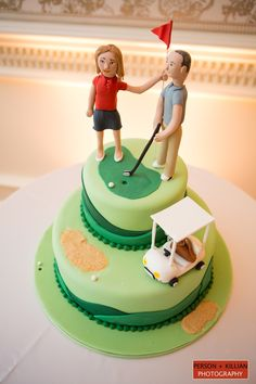 funny golf themed wedding cake toppers and groom mini golf cake topper golf theme wedding 14545