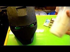 - (Sealing) Foam Pepakura Iron Man Suit/Armor Resources, Tools, and Materials for your Pepakura at www.PepakuraPros.com.